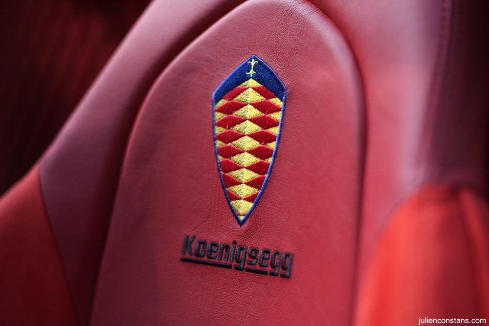 Koenigsegg @ NYC Auto show