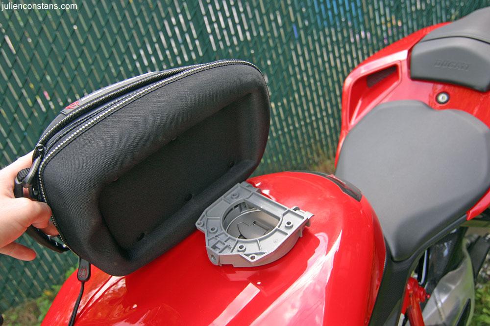 Ducati 1098 Daypack II Install