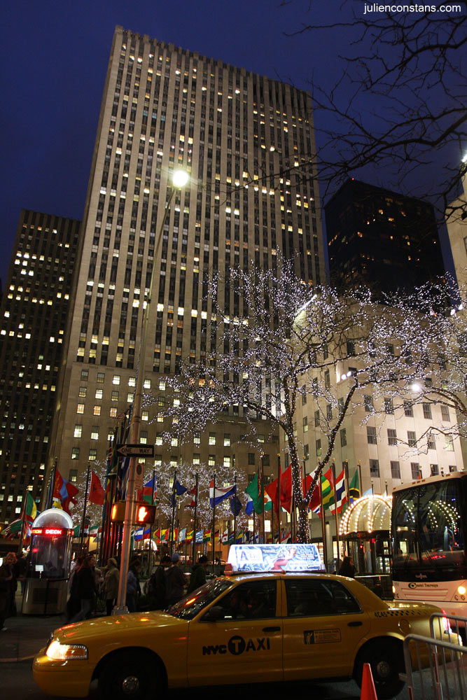 Rockerfeller Center NYC